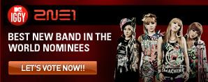 Bunnytops! Vote for Bigbang and 2NE1! Best1