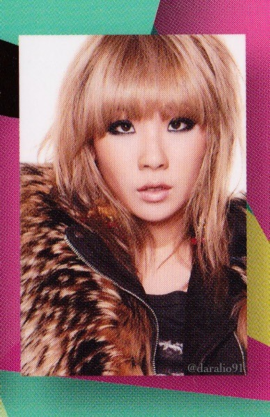 [Scans] 2NE1 Go Away Single Japan CD Cl