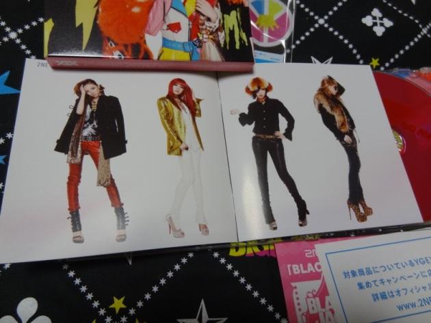 [Scans] 2NE1 Go Away Single Japan CD O0800060011613290395