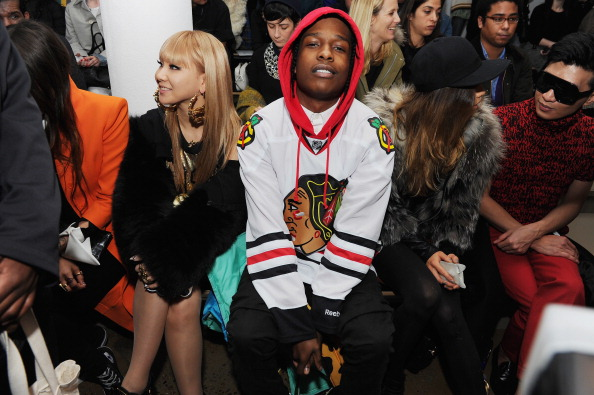 Jeremy Scott - Front Row & Backstage - Fall 2013 MADE Fashion Week