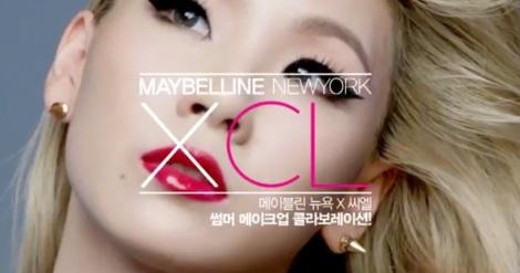 cl maybelline new york korea