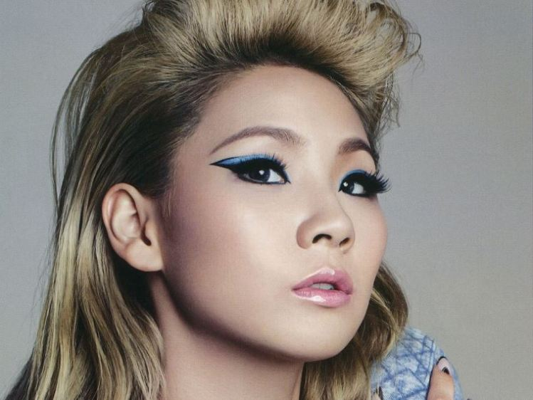 Instyle Korea July 2014 Beauty Talk CL 3