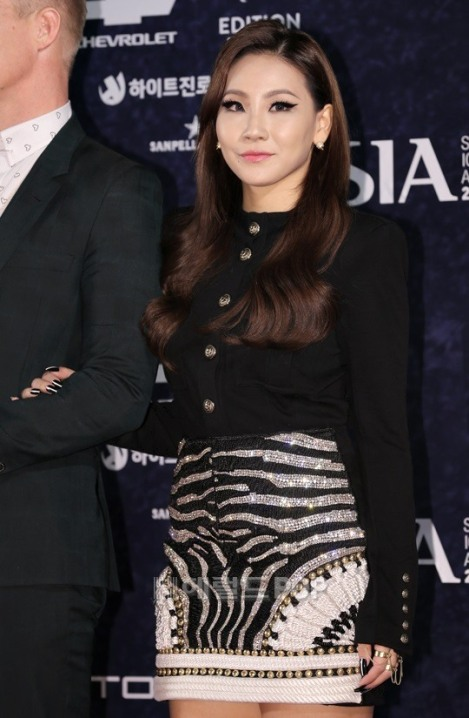 CL at Style Icon Awards