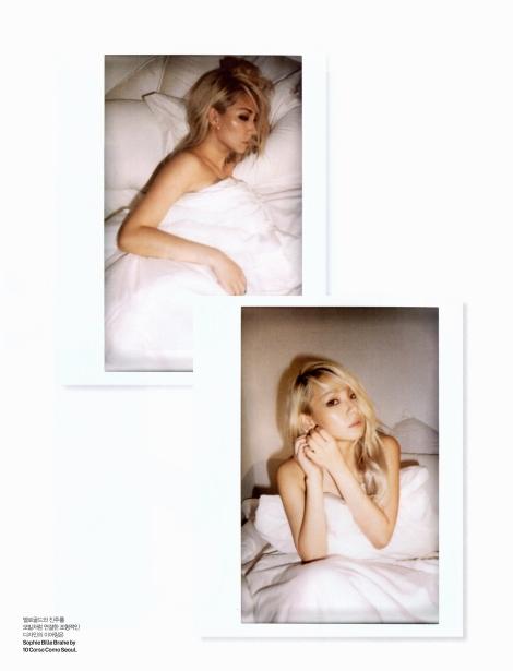 CL Elle Korea September 2016 8